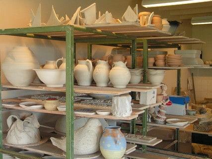 werkplaats Koch Pottery