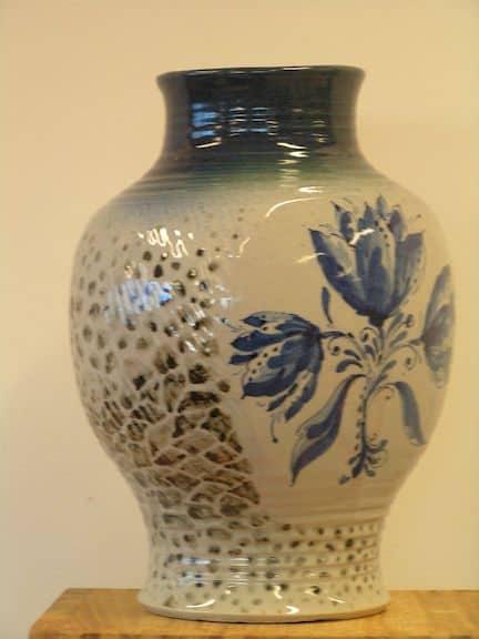 Vazen Koch Pottery Workum