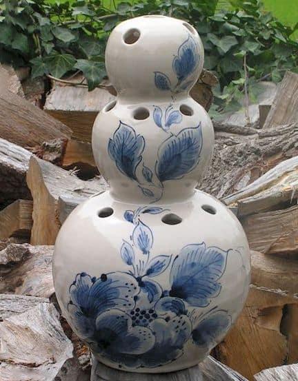 Tulpenvaas Koch Pottery Workum