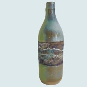 Unica - Erfskip-souvenir van keramiek