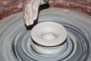 Pottenbakken draaien Koch Pottery